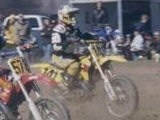Aaron and Justin (#141) at Field of Dreams MX Park.